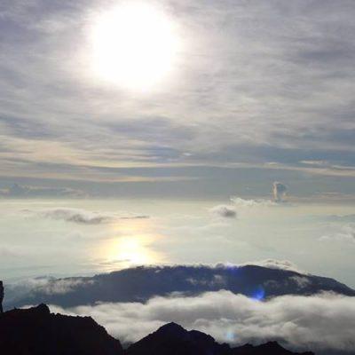 on summit 3726m